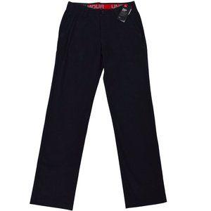 NEW Under Armour Mens Pants 32x34 Black Perfomance